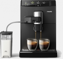 [DS] Кофемашина Philips Series 3000 Easy Cappuccino HD8829/09 черный