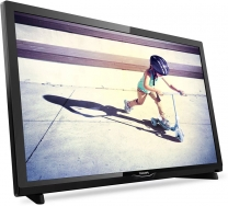 "[DS] 24"" (60 см) Телевизор LED Philips 24PHS4022 черный"